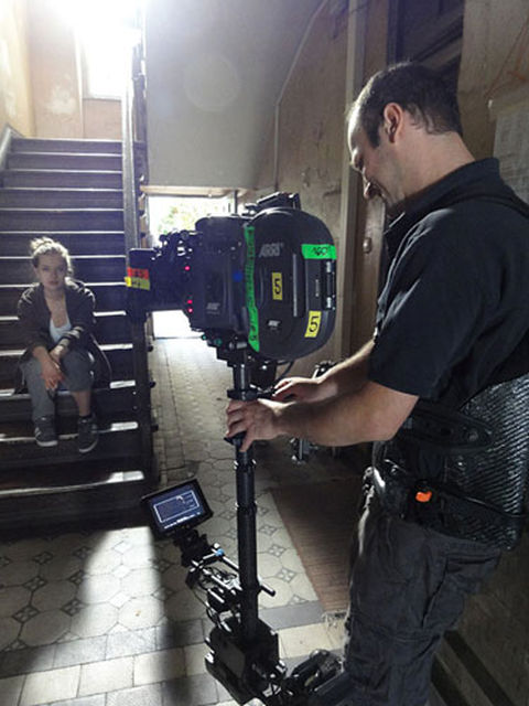 Andreas Kielb, steadicam operator, director of photography, camera operator, Stuttgart