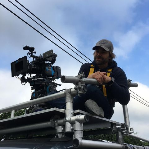 Martin Lippert, director of photography, steadicam operator, camera operator, Cologne