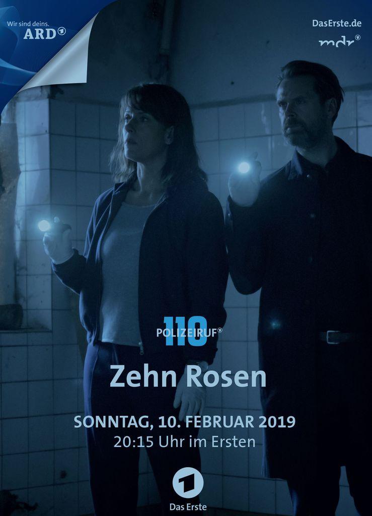 Polizeiruf 110 Zehn Rosen