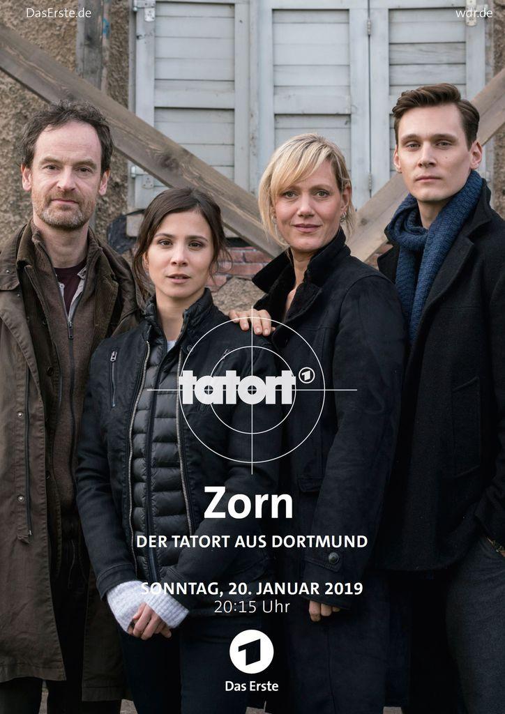 Tatort Zorn Tv Film Reihe 2018 Crew United