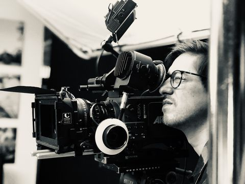 Sven Hachmeister, director of photography, colorist, gimbal system operator, Bielefeld