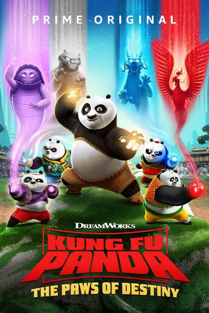 Kung Fu Panda Die Tatzen Des Schicksals Tv Serie 2018