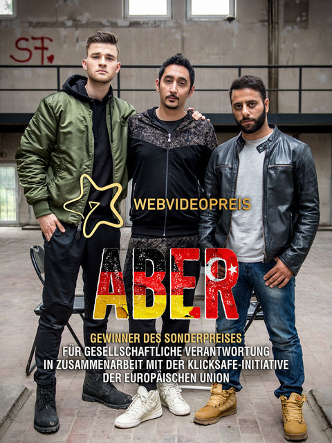 ABER – 8. Webvideopreis 2018 | © Omertà Pictures