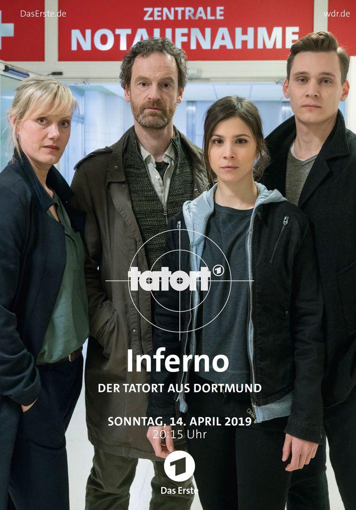 Tatort Inferno Tv Film Reihe 2018 2019 Crew United