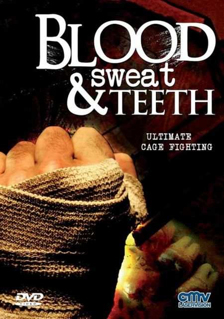 Blood, Sweat & Teeth - DVD Cover | © CMV Laservision