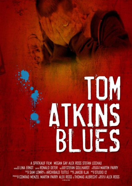 Film Plakate für Tom ATkins Blues | © Alex Ross