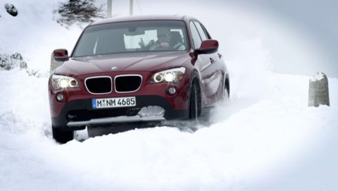 BMW X1 Christmas | © Bavaria Film Interactive