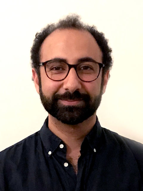 Behrooz Karamizade, director, editor, director of photography, Berlin