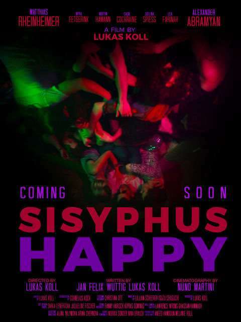 Sisyphus Happy | Sisyphus Happy©