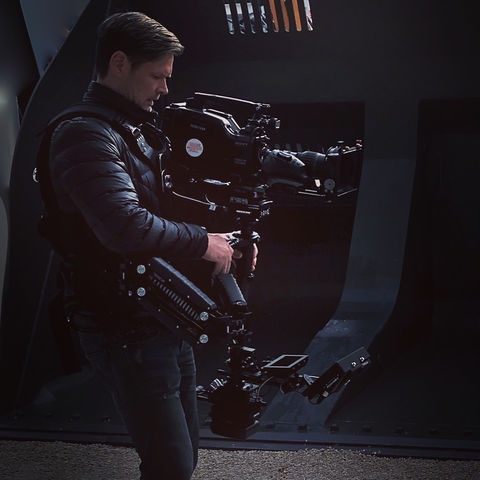 Patrick Bierling, director of photography, eng camera, steadicam operator, Munich