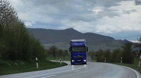 Actros Road Safety Partner | © Leithaus GmbH Filmproduktion