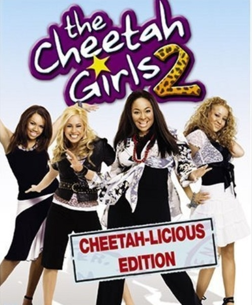 film cheetah girl 2